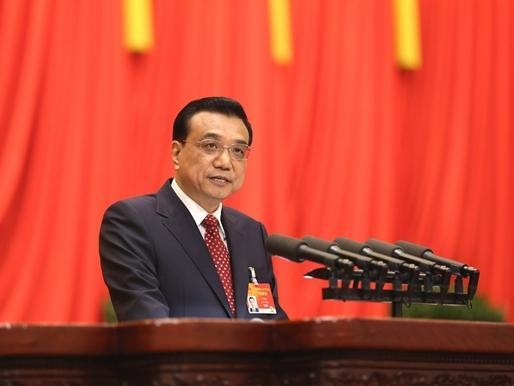 Trung Quốc hạ mục tiêu tăng trưởng xuống 7%