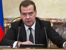 Thủ tướng Nga Dmitry Medvedev sắp thăm Việt Nam