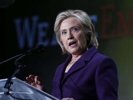 Cựu Ngoại trưởng Mỹ Hillary Clinton bị gọi hầu tòa