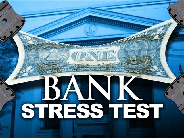 Mỹ: 31 ngân hàng lớn nhất sẽ mất 500 tỷ USD nếu khủng hoảng tài chính