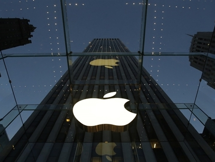 Apple vào chỉ số Dow Jones, thế chân của AT&T