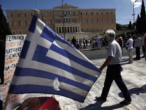 Nguy cơ vỡ nợ của Hy Lạp tăng cao