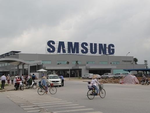 Báo Nhật: Kinh tế Việt Nam ngày càng phụ thuộc vào Samsung