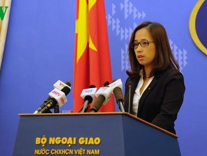 Việt Nam tích cực tìm kiếm thông tin về 2 thuyền viên mất tích