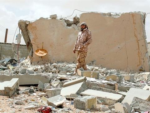 Libya trên bờ vực vỡ nợ
