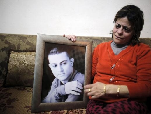 Phiến quân IS nhí hành quyết tình báo Israel