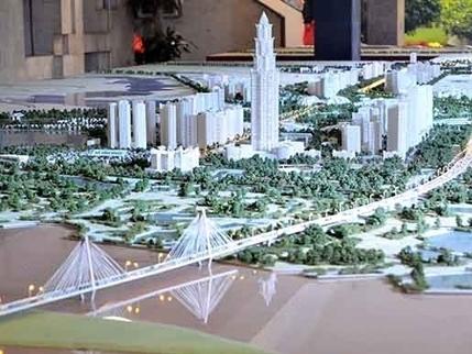 Cấm chuyển nhượng đất, xây dựng công trình dọc tuyến Nhật Tân - Nội Bài