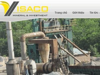 Khoáng sản VISACO chào bán 2,7 triệu cổ phiếu với giá 10.000 đồng/cổ phiếu