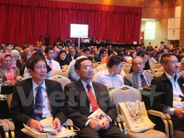 Diễn đàn doanh nghiệp ASEAN thúc đẩy thương mại nội khối