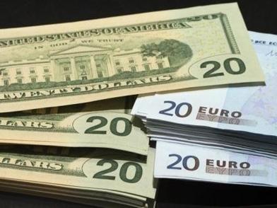 Tỷ giá EUR/VND giảm mạnh
