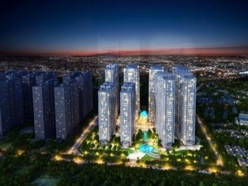 Vingroup ra mắt giai đoạn II dự án Vinhomes Times City