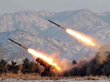 Triều Tiên phóng 7 tên lửa cảnh báo Mỹ và Hàn Quốc