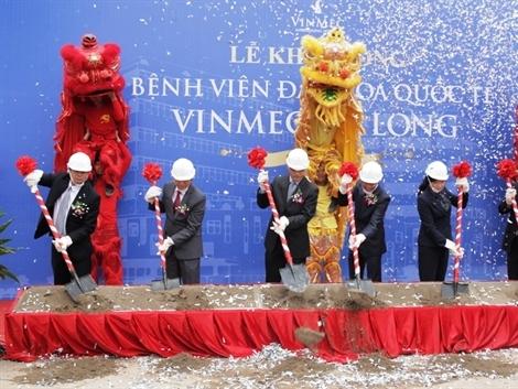Vingroup đầu tư 1.000 tỷ đồng xây bệnh viện tại Quảng Ninh