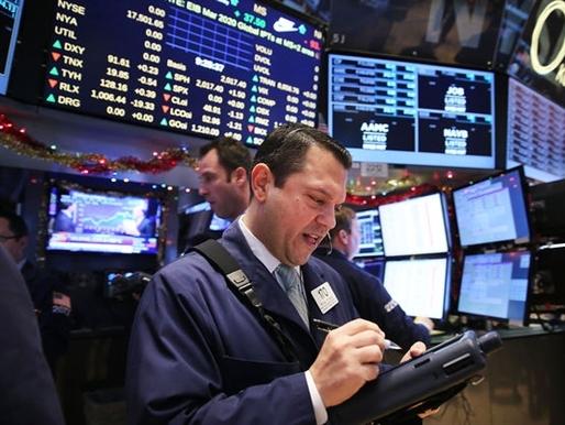S&P 500 có tuần giảm điểm thứ 3 liên tiếp