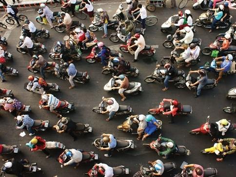 Asia Property Report: Cải thiện giao thông sẽ thúc đẩy BĐS tại Việt Nam