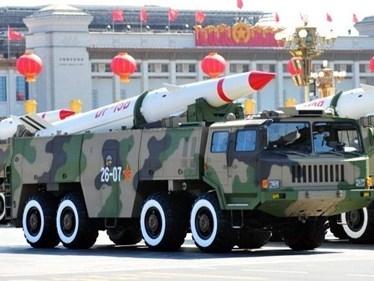Trung Quốc trở thành nước xuất khẩu vũ khí thứ 3 thế giới