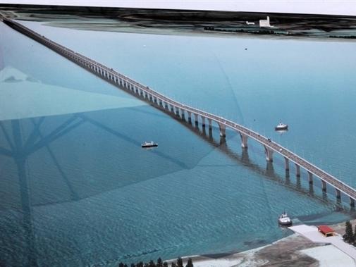 Dự án cầu vượt biển dài nhất Việt Nam gặp khó