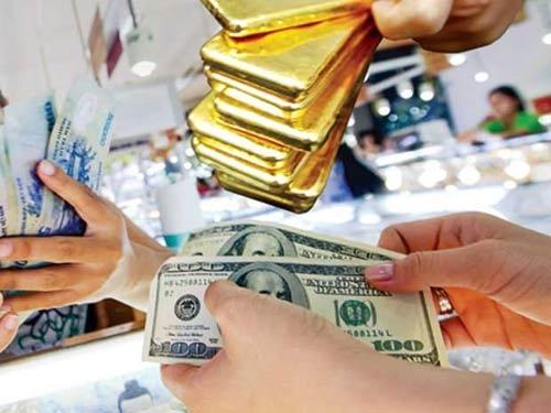Thị trường không thiếu USD, tại sao tỷ giá vẫn nhảy múa?