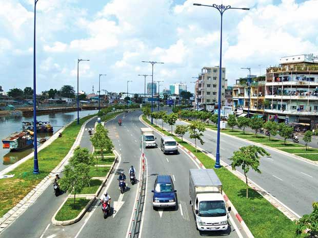 Xây tuyến nối đường Võ Văn Kiệt và cao tốc TPHCM-Trung Lương