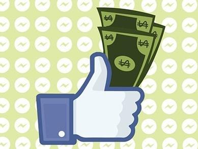 Facebook thêm tính năng chuyển tiền qua Messenger