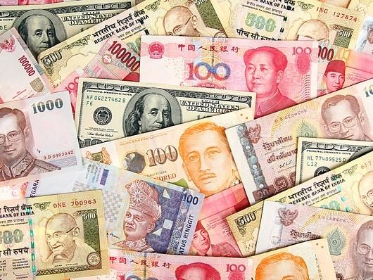 Tiền tệ châu Á khởi sắc sau quyết sách của Fed
