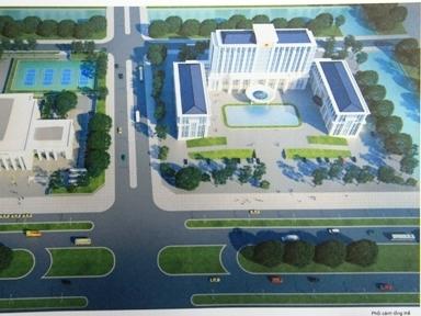 Vingroup xem xét nâng tầng khu trung tâm thương mại, khách sạn tại Thanh Hóa