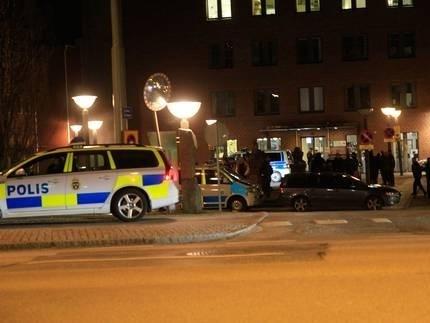 Xả súng kinh hoàng tại Thụy Điển, nhiều người thương vong