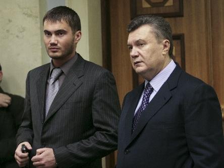 Con trai cựu tổng thống Ukraine chết đuối