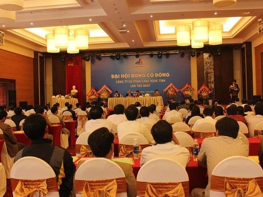 Công ty Tuấn Lộc sở hữu 18% vốn Cảng Nghệ Tĩnh