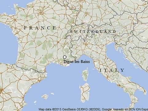 Máy bay Đức chở 150 người rơi trên dãy Alps Pháp