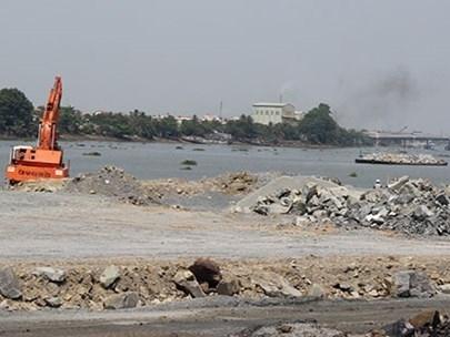 Đề nghị thu hồi giấy phép dự án lấp sông Đồng Nai