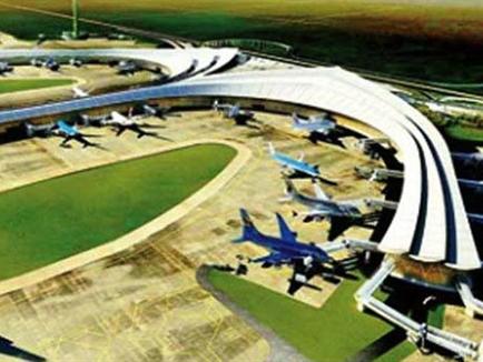 Tập đoàn Pháp muốn đầu tư sân bay Long Thành