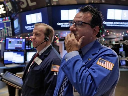 Cổ phiếu công nghệ bị bán tháo, chứng khoán Mỹ giảm mạnh