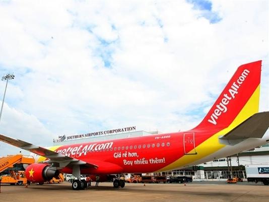 Cục Hàng không điều tra vụ máy bay VietJet Air hỏng phanh