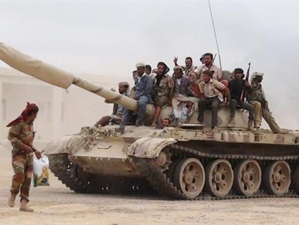 Chính quyền Yemen lâm nguy, các nước vùng Vịnh tiến hành không kích