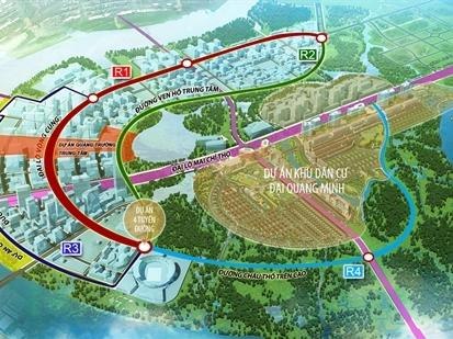 Đại Quang Minh có thêm dự án trong khu Thủ Thiêm