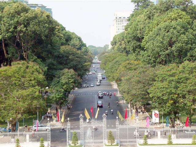 TPHCM cấm lưu thông 2 tuyến đường trung tâm hơn 1 tháng