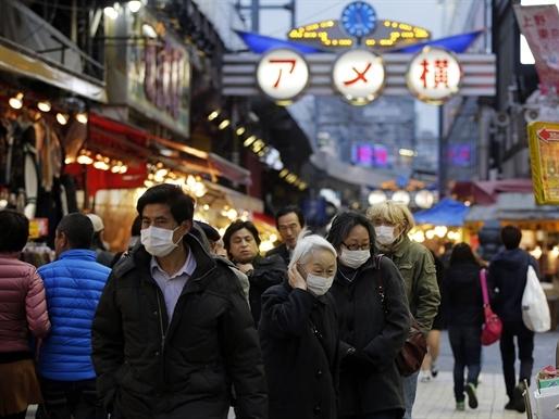 Lạm phát Nhật Bản về 0% trong tháng 2