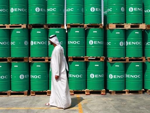 Giá dầu tăng mạnh nhất 1 tháng do căng thẳng Trung Đông