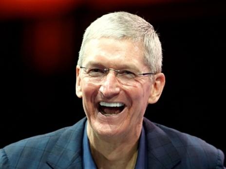 Ông chủ Apple cam kết hiến toàn bộ tài sản làm từ thiện