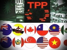 Tiết lộ tài liệu mật về cơ chế giải quyết tranh chấp trong TPP