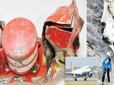 Công bố chi tiết phút cuối cùng trong thảm họa Germanwings