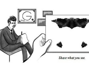 Ngân hàng trung ương và bài kiểm tra tâm lý Rorschach