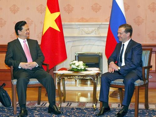 Thủ tướng trả lời phỏng vấn Hãng Thông tấn Itar-Tass