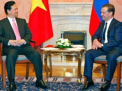 """Thủ tướng Nga: """"Việt Nam là một ngoại lệ"""""""