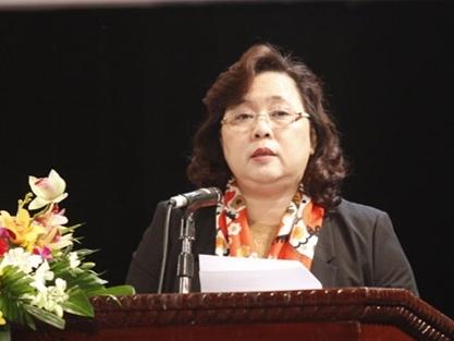 Bà Nguyễn Thị Bích Ngọc được giới thiệu làm Chủ tịch HĐND TP.Hà Nội
