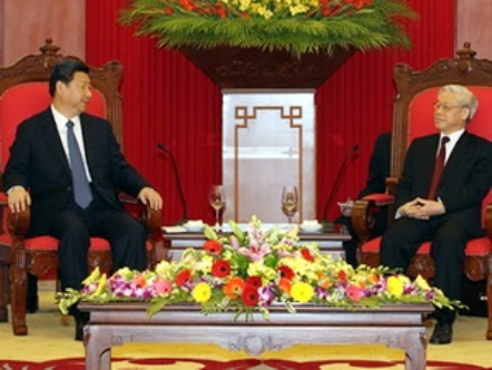 Tổng Bí thư Nguyễn Phú Trọng thăm chính thức Trung Quốc