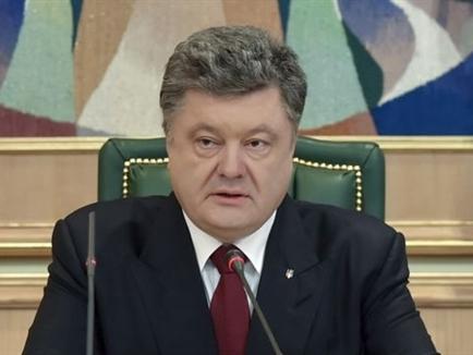 Tổng thống Ukraine sẵn sàng trưng cầu dân ý về phân quyền