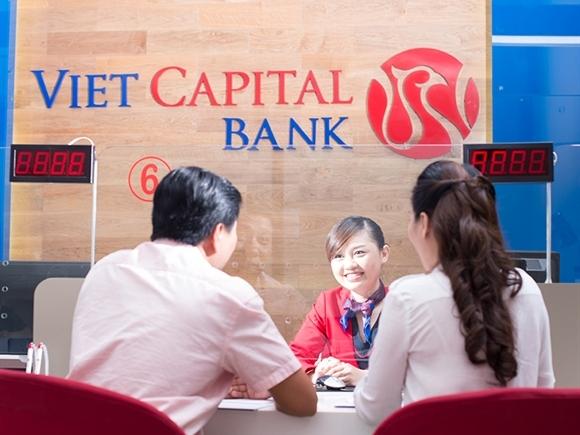 Viet Capital Bank lãi sau thuế 162 tỷ đồng năm 2014, tăng 57% so với năm trước