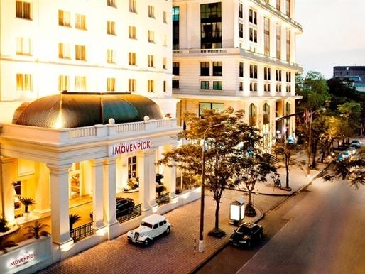 Lượng khách giảm, giá thuê khách sạn tại Hà Nội vẫn tăng